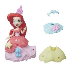 Princesas Mini Boneca E Vestido Ariel