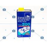 Liquido De Freno Ate Dot 4 Typ 200 Blue Racing Nueva Imagen