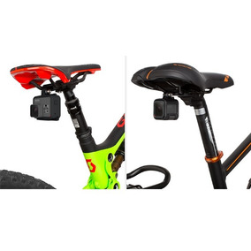 Base Gopro Para Asiento De Bicicleta - Tienda Autorizada