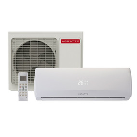Ar Condicionado Split Agratto 12000btus 220v Quente/frio