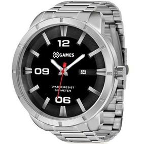48de1ab86fa Caixa Relogio X Games - Relógios no Mercado Livre Brasil
