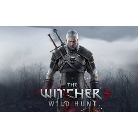 Poster Cartaz Jogo The Witcher 3 #b - 30x42cm