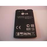 Batería Original Para Celular Lg Lgip-531a 3.7v 950mah
