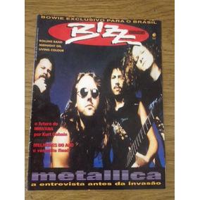 Revista Bizz Metallica Ed. 93 Abril 1993