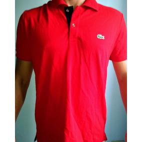 3265ceb1e4191 Camisa Gola Polo Lacoste - Pólos Manga Curta Masculinas no Mercado ...