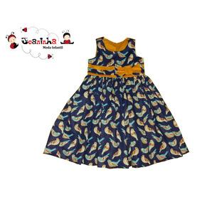 Roupa Infantil, Vestido