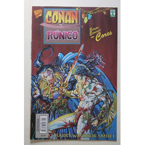 Conan Vs Rúnico Os Demônios De Khitai Conan O Bárbaro 65hq