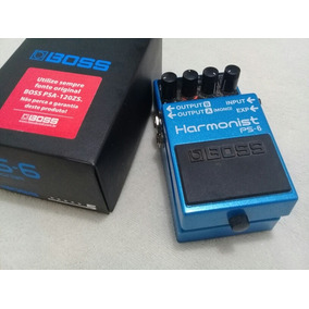 Pedal Boss Ps6 Harmonist