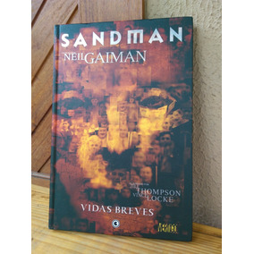 Sandman - Conrad - Vidas Breves - Neil Gaiman