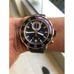 d6eddeb8498 Iwc Aquatimer - Relógio Masculino no Mercado Livre Brasil