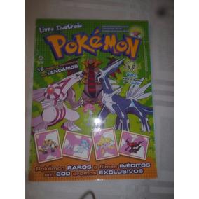 Álbum De Figurinhas Pokemon 2010 Completo