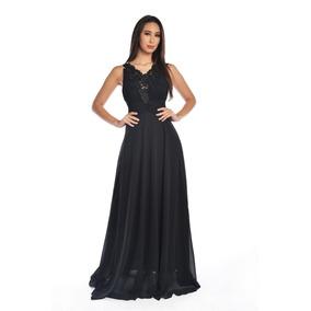 Vestido Negro - Vestidos de Mujer en Mercado Libre Uruguay 84dad354e2c1