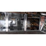 Balcão Refrigerado Completo 5 Partes Mais Móvel De Caixa