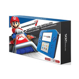 Consola Nintendo 2ds Azul + Videojuego Mario Kart 7 Nintendo