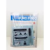Fascículo Número 07 Ford Pick-up F-100 1957 Azul 1/8 Salvat