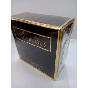 ffcd0e8527cbb Notorious Ralph Lauren Mini Perfume Importado 7ml - Perfumes ...