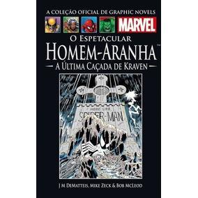 Graphic Novel Marvel Nº 09 (a Última Caçada De Kraven)