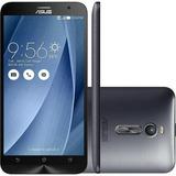 Celular Asus Zenfone 2 Ze551ml 4gb/64gb Novo Prateado
