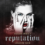 Taylor Swift Reputation Tour Dvd 2018