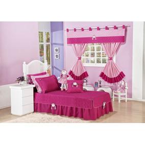 33593b3f13 Colcha De Cama Pink Solteiro Barata E Bonita - Roupa de Cama no ...