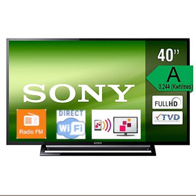 Televisor Sony 40 Pulgadas Full Hd , Wifi Direct , Radio Fm