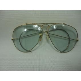 eabdd5c4b2f3f Oculos Rayban Banhado A Ouro - Óculos no Mercado Livre Brasil