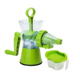 Espremedor Extrator Frutas Manual Juicer Wizard Suco