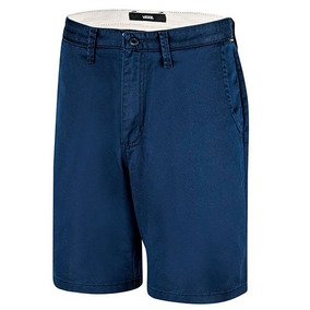 Shorts Vans Authentic Stretch Vn-0a2zy9lkz Caballero Pv