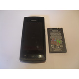 Celular Nokia 500 Symbian 5mp Bluetooth Wifi Radio Fm
