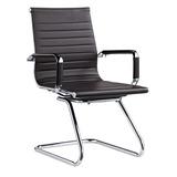 Cadeira Escritório Interlocutor Fixa Charles Eames Preta