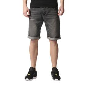 Bermuda Jeans adidas Originals Slim Shorts Linha Premium