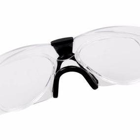 cb7495dc6e68e Óculos Contra Impacto Delta Carbografite Incolor - Óculos no Mercado ...