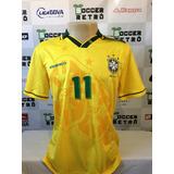 5d097f40f2 Camisa Do Romario Na Selecao no Mercado Livre Brasil