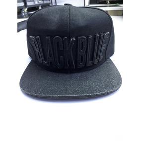 d62ce4f6cae08 Bone Black Blue - Bonés para Masculino no Mercado Livre Brasil
