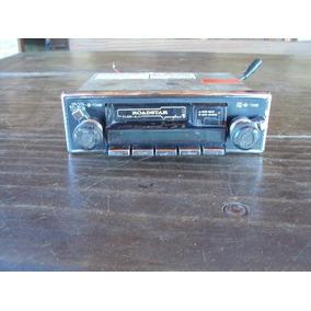 Radio Toca Fitas Roadstar Fusca Puma Caravan C10 Corcel