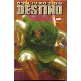 Dr Destino A Trejetorio De Victor Von Doom Capa Dura