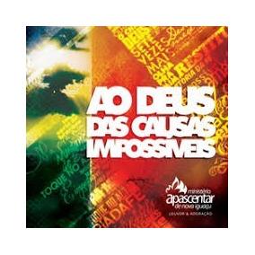 cd toque no altar ao deus das causas impossiveis