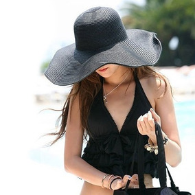 Sombreros Grandes De Playa Para Mujer en Mercado Libre México 59416385035c