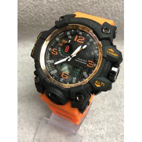 0adbbcdb139 Relógio Masculino Analógico Ewc Colossal Octagon Emt14027-7 por Ponto Frio  · Relógio Masculino Importado Resistente Água- C caixa Brinde