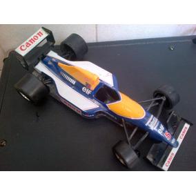 Carro De Coleccion Marca Burago F1 Escala 1/24