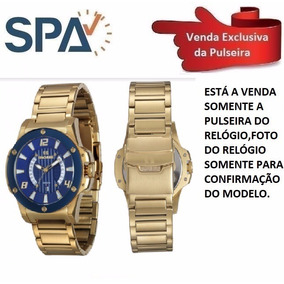 da86f15cd96 Relogio Pulseira Unissex Seculus - Relógios De Pulso no Mercado ...