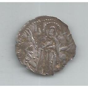 Moeda De Prata Da Bulgaria - Silver Grosch - 1331/55 - Rara
