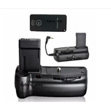 Grip Canon T3 T5 T6 Alternativo +control Remoto+envío Gratis