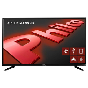 Smart Tv Philco Ph43n91dsgwa 43 Led Android Hdmi Usb
