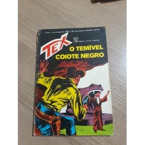 Tex Nº 37 - O Temível Coiote Negro - 1ª Edição