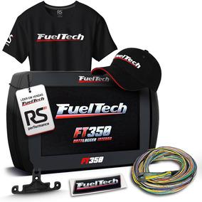 Fueltech Ft350 3 Metros + Hiper Brindes + 12x Sem Juros