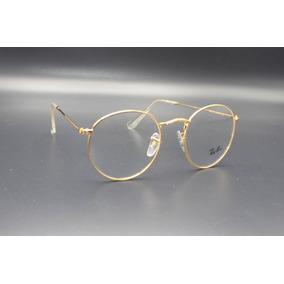 Oculos De Grau Redondo Masculino Rayban - Óculos no Mercado Livre Brasil 50d588f529