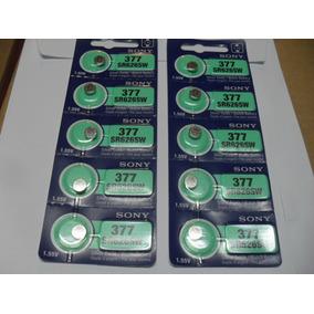 7fdef7e6de8 Pilha bateria P Relogio Sony Ou Maxell 377 Ou 626 Cart 20
