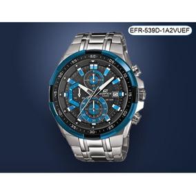 Relógio Casio Edifice Efr-539d-1a2vuef Original Frete Gratis