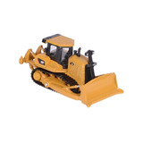 Toy State Caterpillar Metal Machines D7e Bulldozer Diecast V